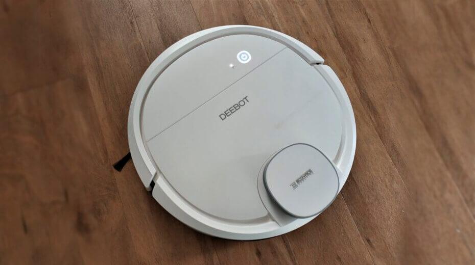 Робот-пылесос DEEBOT