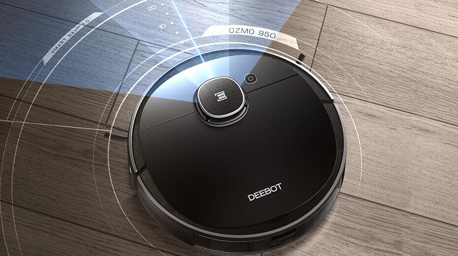 Робот-пылесос DEEBOT OZMO 950