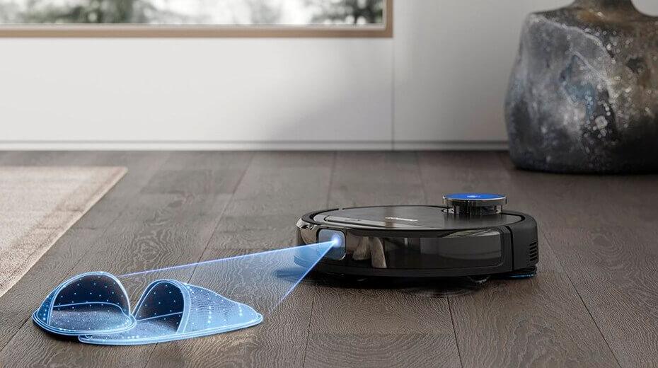 Робот-пылесос DEEBOT OZMO Slim 10
